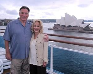 Trisha and John Parker