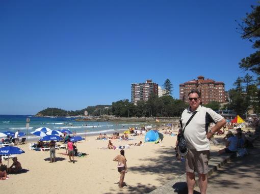 John Parker Manly Beach, Australia