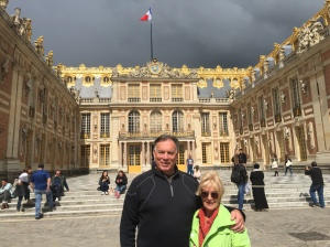 Trisha and John Parker Palace of Versailles